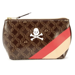 Love Luggage Joint collection has got a great skull graphic