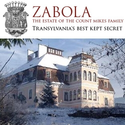 "Zabola - Transylvania's best kept secret! The Red Room at ""The Machine House"" - Count Mikes Estate"