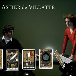 i LOVE this page ~ the subtle movements, the brilliantly subtle interaction and tarot navigation... Astier de Villatte
