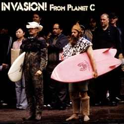 "UFO sighting...Check out the trailer for the Sci-Fi surf flick ""Invasion from Planet C!"" It looks too good to be true. BLAST IT!"