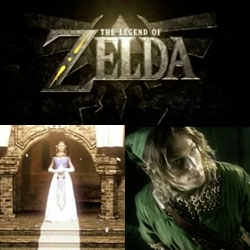 IGN announced a Zelda film yesterday, with no record of it ever being filmed. Nice April Fool's IGN! Great trailer!