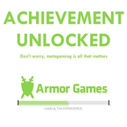 """For all those Xbox achievement lovers ~ """"Achievement Unlocked"""" the flash game! With an adorable elephant..."""