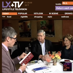 On noteworthy acquisitions ~ NBC picks up LX.tv ~ which is no surprise since they've been airing segments from them for the last year, and it really is one of the best produced web tv channels.