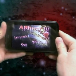 ARhrrrr is an augmented reality shooter for mobile camera-phones, created at Georgia Tech Augmented Environments Lab and the Savannah College of Art and Design (SCAD-Atlanta).