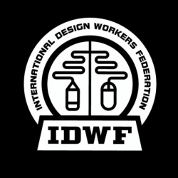 International Design Workers Federation - love the logo!