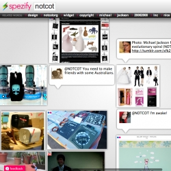 Spezify: New search engine any Notcot fan should try.