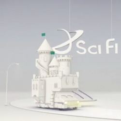 "Awesome! How you go from SciFi to Syfy - great 3d spots - ""Windmill"", ""Castle"", ""Horse"" and ""Lion"""