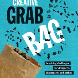 Creative Grab Bag is a book about exploring your creativity with contributions from 101 artists world wide. Created by author Ethan Bodnar, a second year graphic design student.