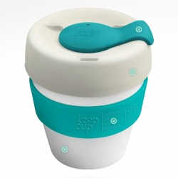 Keep Cup! A new aussie reusable cup to replace all those coffee cups and bands that get wasted...