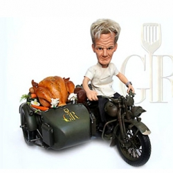 """""""Gordon Ramsay, at Your Service"""" is described as a half-hour laffer that will take """"the essence of who he is and have a bit of fun with it,"""" according to Adam Shaheen, prexy of Cuppa Coffee..."""