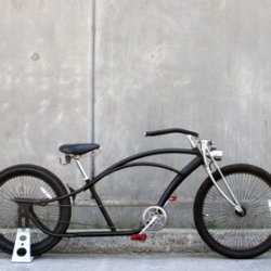 After spending almost a good year roaming the streets of Venice for Venice Biennale 2008, the Zeth Stretched Cruiser is finally for sale.