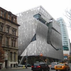 Inhabitat just took a first-hand look at Manhattan's new Cooper Union academy!