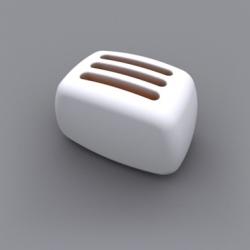 Toast Concept ~ really fun UI on this flashy portfolio site