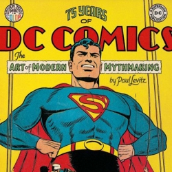 Taschen celebrates the 75th anniversary of DC Comics with a nice coffee table book. Cannot wait!