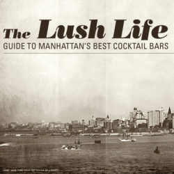 The Lush Life ~ cocktail bars are all the rage in manhattan (we popped by a few ourselves on the recent trip!) ~ check out this nice list that Mike Arauz has put together