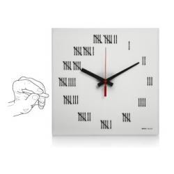 "Josh Owen ~ For those of you who feel like you are constantly counting the hours go by, here is his ""Doing Time"" Clock. (on the flash site - projects - 19)"