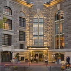 In Boston a hotel has been transformed from a prison - the outcome is the very impressive Liberty Hotel!