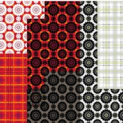 Dutch designer Marcel Wanders has created two collections of carpets for Colorline of the Netherlands. The World Carpets and Tartan play off of layered patterns and multiple colors. Unlike any flooring out there.