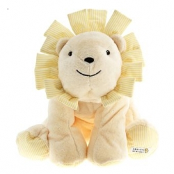 Adorable lion from Barney's to add to the baby gifting list