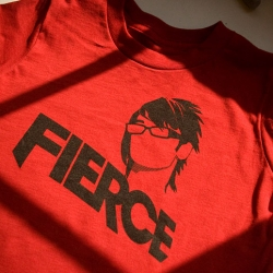 Love this Fierce tee by Wire and Twine