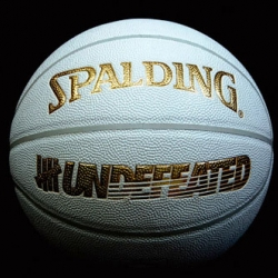 Undefeated made a limited edition basketball with Spalding especially for the Paper Magazine 24hour store that opens in LA tomorrow!
