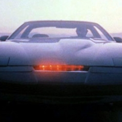 KITT got jacked. An infinite resource of cutting edge technology and he's still missing.
