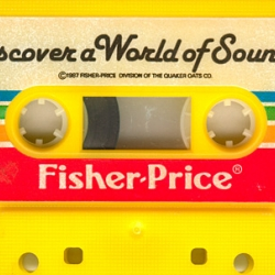 Sweet Thunder Tape Findings— listen to and download one-of-a-kind cassette tape recordings, found in thrift stores and garage sales.