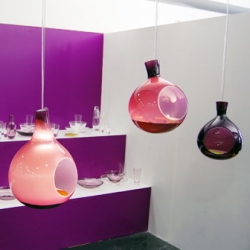 prague designblok 08: cohn studio ~ designboom has great coverage of their gorgeous glass