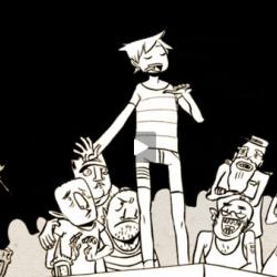 A lovely short by amazing animator Kat Morris.