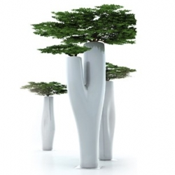 Designed by Jean Marie Massaud	for the 
