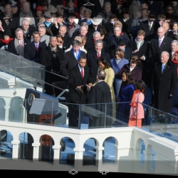 """Help CNN create a virtual 3D environment of the Inauguration by sharing your photos of """"The Moment"""" to stitch together every angle of the Inauguration Swearing In with Photosynth."""
