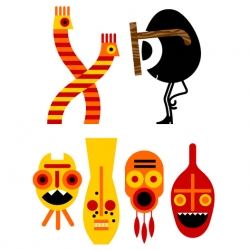 Darcel Disappoints ~ adorable illustration blog showing life through the eye of Darcel...