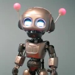 Robot Parade! This video is too cute and will totally get stuck in your head.