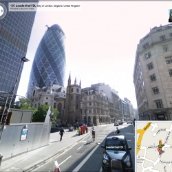 For anyone who has been under a rock for the past 24 hours, Google StreetView is up for London and some other UK cities. Finally.