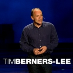 "Tim Berners-Lee the ""inventor"" of the internet speaks about the future of the web on another TED talk. Very impressive, very eye-opening..."