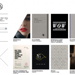 Blanco is a communication & design studio from Italy. Blanco has provided art direction, design, moving image, web, event direction, alongside communication consultation since 2004.