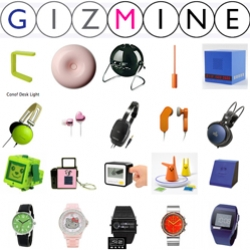Gizmine!!! From the guy behind Dynamism (high end japanese tech imports) ~ this is all the crazy japanese goodies we've been dying to get our hands on... and then some (like mimobots and headphones and such)