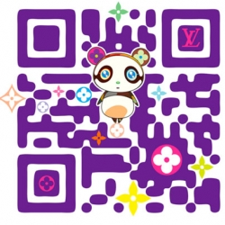 Louis Vuitton and Takashi Murakami get together with SET to bring some flavor to the QR Codes.