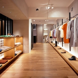 A first look inside the newly opened APC flagship store in Kita-Aoyama Japan. Once again Wonderwall Architects worked their magic!