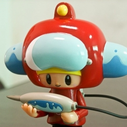 Itokin Park's Robby the Spaceman is adorable!