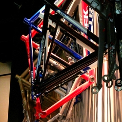 A behind the scenes look at Trek Bicycle's design studio in Wisconsin