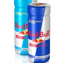 Red Bull introduces the Red Bull Energy Shot!