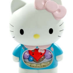 Dr. Romanelli remixes the iconic Hello Kitty characters and gives it the Anatomy look.