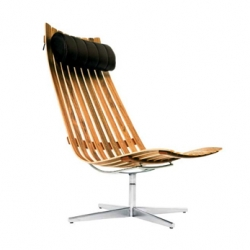 Scandia Senior Easy Chair ~ Hans Battrud 1957 ~ made in norway, available from Ray20