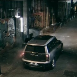 """Here's a cryptic teaser video/microsite  for the new Mini Clubman to find out """"what happens in the mini clubman"""""""