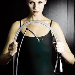 Flexible Faucet from Paini - Hybrid is LED illuminated
