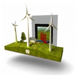 Ready for more Augmented Reality? Here's a gorgeous one from GE's Ecomagination...