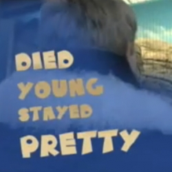 Died Young Stayed Pretty is a new documentary on underground poster culture ~ check out the trailers. The film is being screened at SXSW this year.