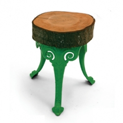 from 2005 but super cute by And Made - Lost & Found Stools!