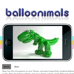 New IDEO website http://www.ideotoylab.com/ with cool stuff to check out. I just tried the Ballonimals.